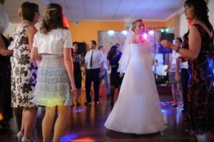 Pierwszy taniec Izy i Dominika