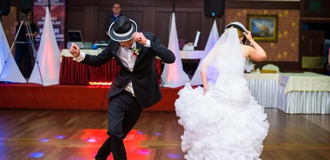 Najdłuższy pierwszy taniec weselny
